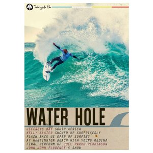WATER HOLE  世界最高峰のライトハンドポイントブレイクと言われる南アフリカのJ-BAY。 ...