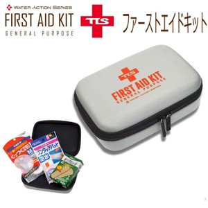 TOOLS ツールス ファーストエイドキット (NEW)FIRST AID KIT 救急箱 アウトドア マリンスポーツ サーフィン 応急処置 TLS トゥールス|follows