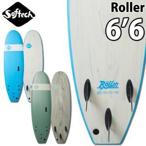 """[特別入荷] SOFTECH ソフテック サーフボード Roller [6'6""""] ローラー ファン..."""