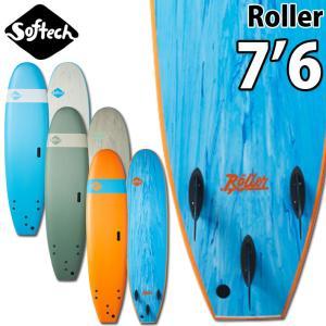 [特別入荷] SOFTECH ソフテック サーフボード Roller [7'6] ローラー ファンボ...