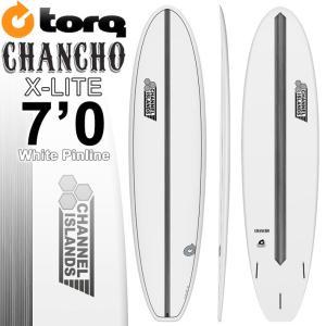TORQ SurfBoard トルク サーフボード CHANCHO 7'0 [WHITE PINLINE] AL MERRICK アルメリック サーフボード ファンボード [条件付き送料無料]|follows