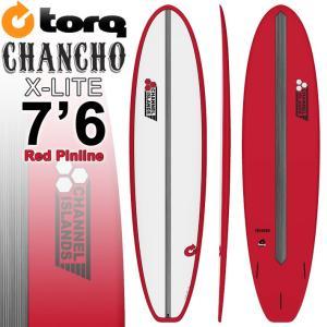 TORQ SurfBoard トルク サーフボード CHANCHO 7'6 [RED PINLINE] AL MERRICK アルメリック サーフボード ファンボード [条件付き送料無料]|follows