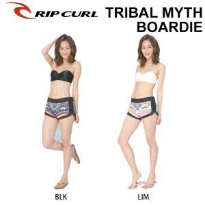 ボードショーツ レディース RIP CURL リップカール TRIBAL MYTH BOARDIE W03-502 サーフトランクス BOARDSHORTS 2016 women shorts|follows
