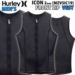 HURLEY WETSUITS 【ハーレー】 ウェットスーツ 正規販売店  ◆ICON FRONT ...