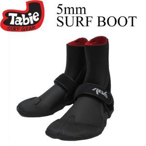 Tabie タビー 5mm サーフブーツ SURFING BOOTS [KW4380N] サーフィンブーツ follows