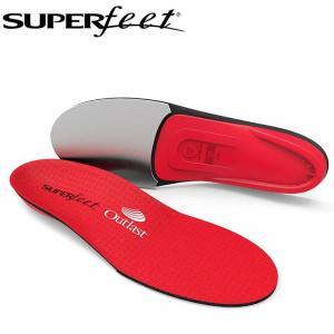 {正規販売店}SUPER FEET {スーパーフィート} RED HOT {メンズ} インソール