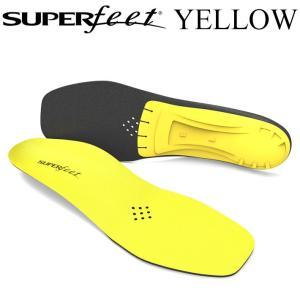 [正規販売店] SUPER FEET スーパーフィート YELLOW イエロー インソール