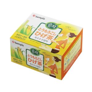 センピョ とうもろこし ヒゲ茶 40包入 ひげ茶 お茶 美容 健康飲料 韓国茶 韓国食品 foodsup