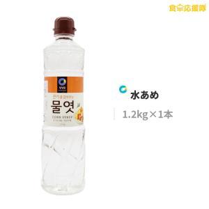 水飴 1.2kg 韓国調味料 チョンジョンウォン foodsup