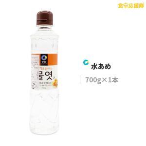 水飴 700g 韓国調味料 チョンジョンウォン foodsup