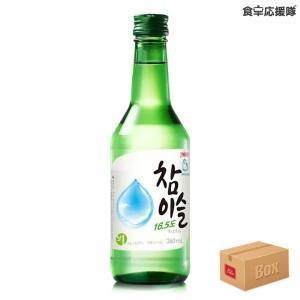 ジンロ チャミスル 韓国焼酎 360ml 20本 JINRO 韓国|foodsup