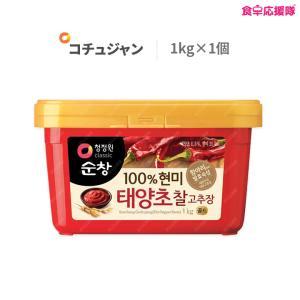 スンチャン コチュジャン 1kg 韓国 調味料 辛みそ 大象|foodsup