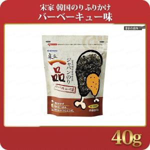 韓国のり ふりかけ 韓国海苔 韓国ノリ ジャバンのり バーベーキュー味 40g 宗家|foodsup