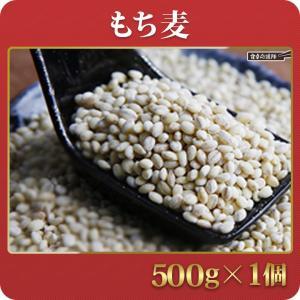 もち麦 お試し  韓国産 500g ゆうパケット便 送料無料|foodsup