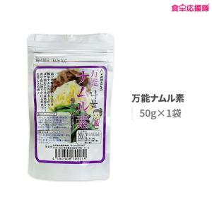 【ゆうパケット便】 万能ナムル素 調味料 50g 韓国 料理 ナムル 簡単 野菜 肉 魚 ハンおばさん|foodsup