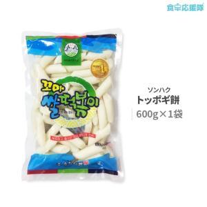 トッポギ餅 600g コマ トッポキ 米餅  韓国食品 韓国食材 トック トッポキ トポッキ|foodsup