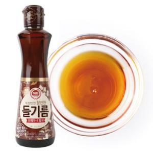 えごま油 320ml ヘピョ 韓国調味料|foodsup