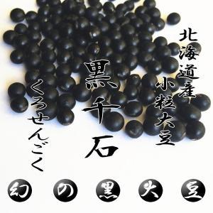 【送料無料】幻の北海道産 黒千石大豆 500g 北海道北竜町 foodwave