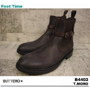 BUTTERO B4402 T.MORO 【ブッテロ B4402】 BROWN|foot-time