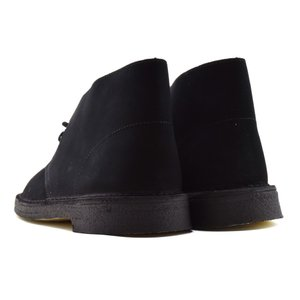 CLARKS DESERT BOOTクラークス デザートブーツ BLACK SUEDE 26107882|foot-time|03