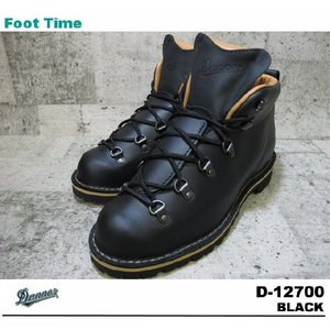 DANNER MOUNTAIN TRAIL ダナー マウンテントレイル BLACK D-12700|foot-time