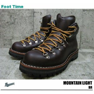 DANNER MOUNTAIN LIGHT ダナー マウンテンライト BR #30866|foot-time