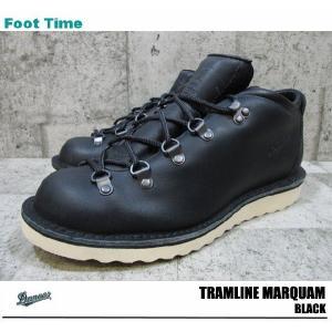 DANNER TRAMLINE MARQUAM ダナー トラムライン マーキュアム BLACK #54303|foot-time