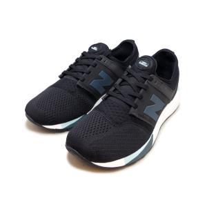 ニューバランス KL247 BLG ブラック|foot-time