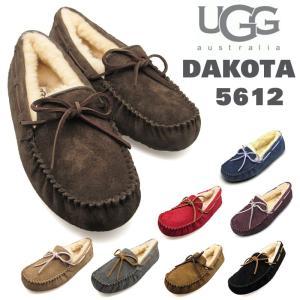 UGG DAKOTA アグ ダコタ シープスキン モカシン 11Colors|foot-time