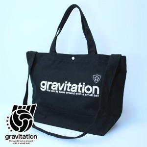 gravitation キャンバス スイッチング トートバッ...