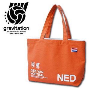 gravitation オランダキャンバストートバッグ...