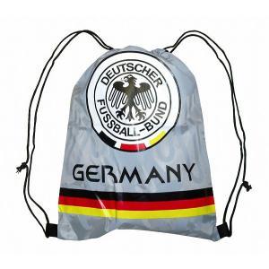 ドイツ代表 ナイロンバッグ(グレー)|footballfan