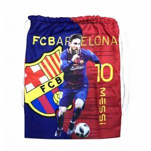 メッシ(FCバルセロナ) ランドリーバッグ〔bagl201〕|footballfan