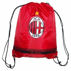 ACミラン ナイロンバッグ(赤)|footballfan