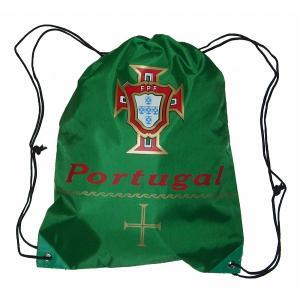 ポルトガル代表 ナイロンバッグ(緑)|footballfan