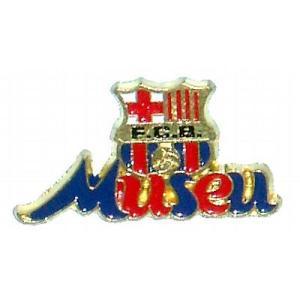 F.C.バルセロナ(オフィシャル) ピンバッジ [MUSEU]|footballfan