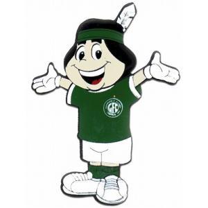 グアラニ(ブラジル) マスコットマグネット|footballfan