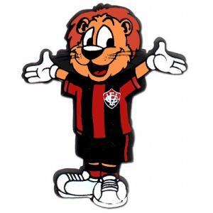 ヴィットーリア(ブラジル) マスコットマグネット|footballfan