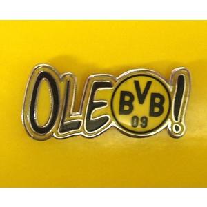 ボルシア・ドルトムント(オフィシャル) ピンバッジ(OLE!)|footballfan
