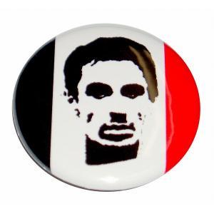 ギャリー・ネビル(マンチェスターユナイテッド) 缶バッジ|footballfan