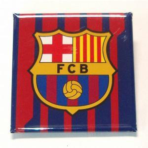 FCバルセロナ 缶バッジ〔HOME〕|footballfan