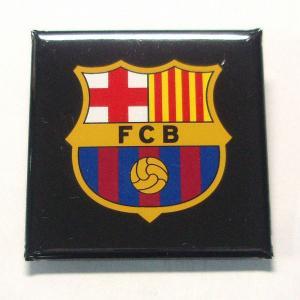 FCバルセロナ 缶バッジ〔AWAY〕|footballfan