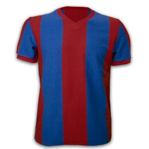COPA CLASSIC(202) BRCELONA/コパ・クラシック バルセロナ レトロユニフォームTシャツ '60モデル|footballfan