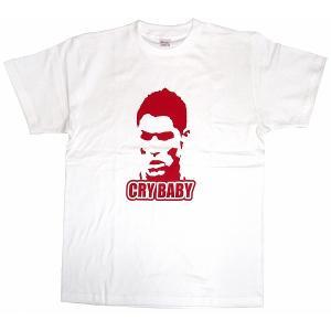クリスティアーノ・ロナウド(C.ロナウド)Tシャツ(白)【FOOTBALLER】|footballfan