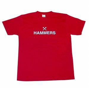 【Football Knowledge(フットボールナレッジ)】HAMMERS ウエストハム Tシャツ|footballfan