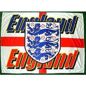 イングランド代表/ENGLAND フラッグ(旗)【欧州サッカー】|footballfan