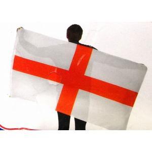 イングランド(セントジョージ) フラッグ|footballfan