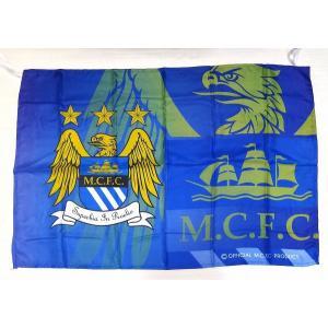 マンチェスターシティ フラッグ|footballfan