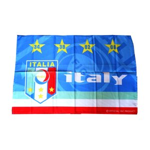 イタリア代表 フラッグ footballfan