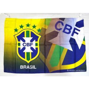 ブラジル代表 フラッグ|footballfan